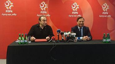 Krzysztof Rozen (z lewej)