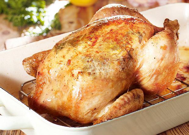 Krok po kroku: perfekcyjnie upieczony kurczak