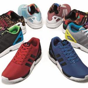 Buty z kolekcji Adidas. Cena: ok 300 zł