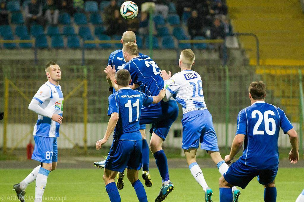 Piłkarze MKS-u Kluczbork zanotowali piąty remis w piątym meczu I ligi