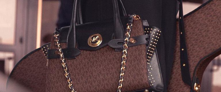 Wyprzedaż torebek i biżuterii Michael Kors. Najpiękniejsze modele z ogromnym rabatem!