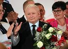 Kaczyński o Tusku: Atakował posłanki. Trzeba było bronić pań przed jego słowną agresją