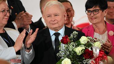Jarosław Kaczyński, prezes PIS, którego znieważyć miał prokurator z Poznania Krzysztof L.