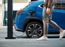 Lexus UX 300e - debiutuje pierwszy elektryk z Japonii