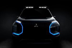 Mitsubishi Engelberg Tourer - nowy model Mitsubishi zadebiutuje w Genewie