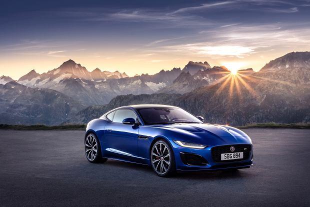 Nowy Jaguar F-Type. Brytyjczycy raz jeszcze zaprojektowali przepiękny samochód
