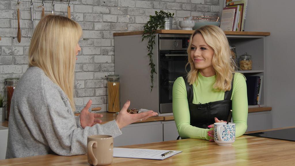 'Przerwa na kawę' z Kasią Dziurską. Jak trenerka fitness radzi sobie z podstępną chorobą?