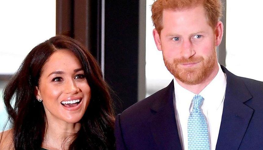 Meghan Markle i książę Harry na okładce 'Time'. Grafik przesadził? Internauci: 'To jest straszne' (zdjęcie ilustracyjne)