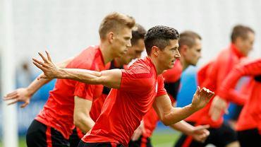 Przed meczem Polska=Niemcy nasza reprezentacja ciężko trenuje
