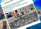 Dubrownik tonie w śmieciach. Piękne wybrzeże zamieniło się w wysypisko