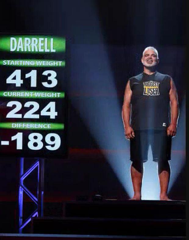 The Biggest Loser, Darrell