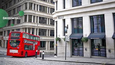 Pierwsza zeroemisyjna ulica w Londynie
