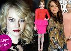 Emma Stone - piękna i niebywale zdolna solenizantka
