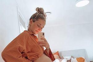 """Obce osoby komentowały jej ciało w ciąży. """"Brzuszek jest malutki, musisz mieć małe dziecko"""""""