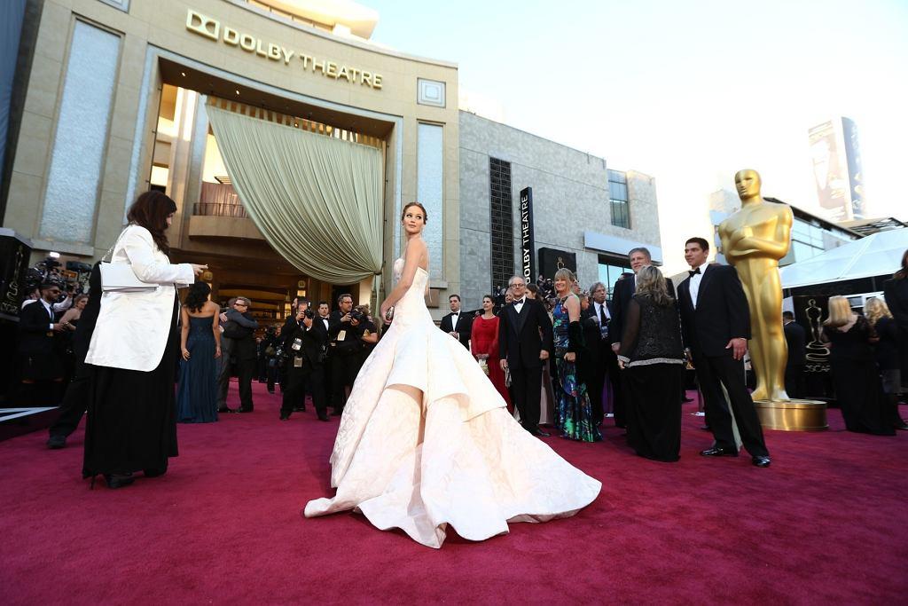 Oscary 2013 - Jennifer Lawrence