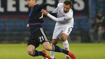 FC Basel - Fiorentina 2:2 w Lidze Europejskiej