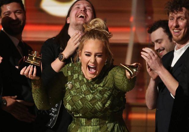 Adele złamała nagrodę