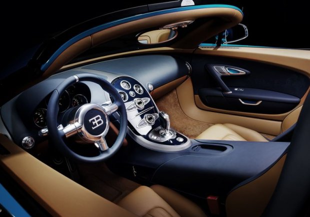 Bugatti Veyron Grand Sport Roadster Vitesse Meo Constantini 2013