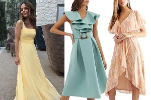 dce1ce3eef Pastelowe sukienki na wesele i nie tylko. Te kolory idealnie sprawdzą się  na wiosnę i cudownie podkreślą urodę