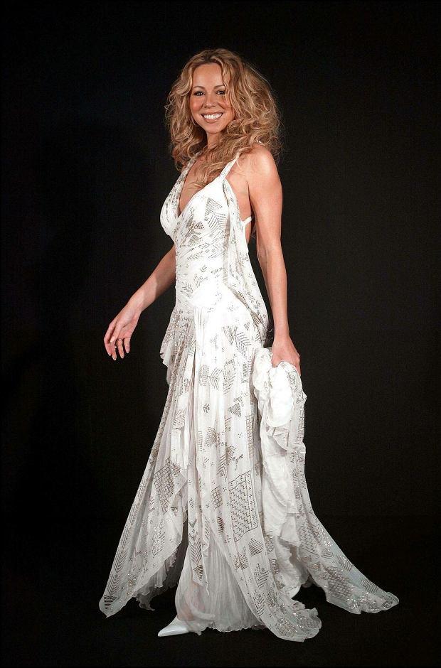 Zdjęcie numer 2 w galerii - Jak zmieniała się Mariah Carey? [GALERIA]