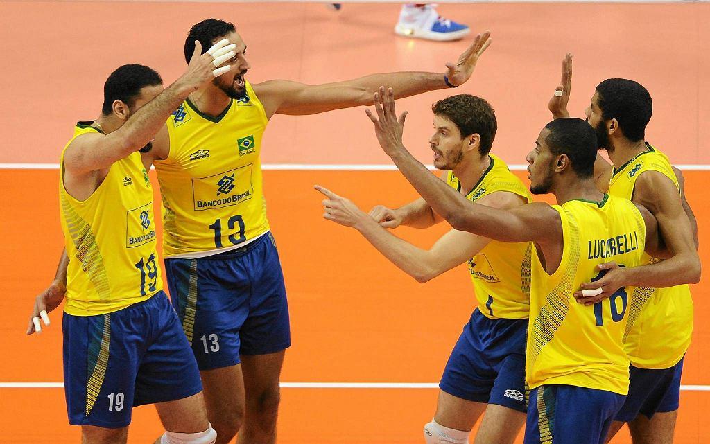 Radość Brazylijczyków