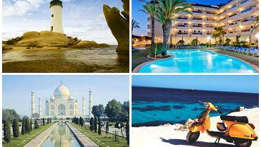 Propozycje wakacyjnych wycieczek