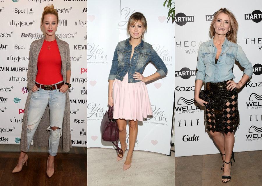 Jeans styl gwiazd