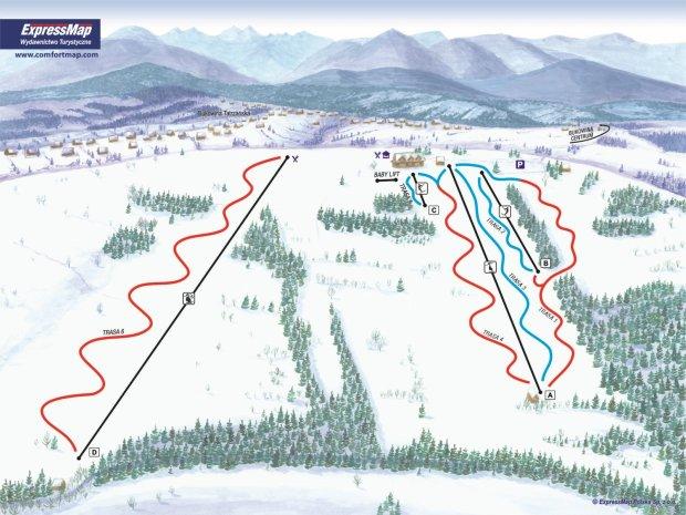Rusiń Ski