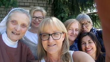 Spotkanie Wspólnoty Chleb Życia, Fundacji Agory i Fundacji Anny Dymnej 'Mimo Wszystko'