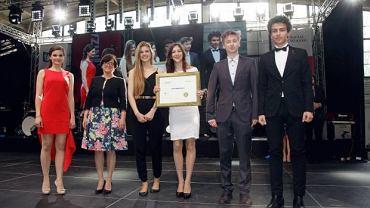 Laureaci olimpiady Zwolnieni z Teorii z nagrodą Złotego Wilka za najlepszą reklamę społeczną nagrodzeni za projekt #niestudiujbezrobocia