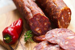 Chorizo - paprykowa kiełbasa z Hiszpanii