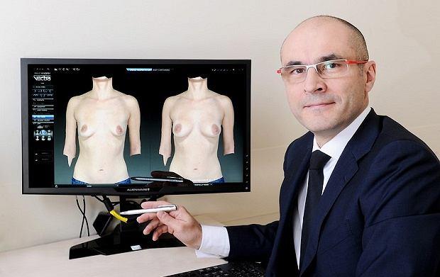 Dr Lembas - specjalista chirurgii plastycznej teraz w LuxMed