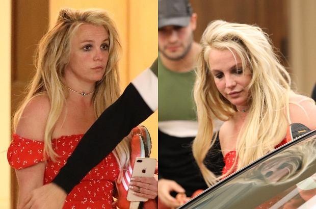 Britney Spears ponad 3 miesiące temu trafiła do szpitala psychiatrycznego. Teraz wyszła na jednodniową przepustkę, a w sieci pojawiły się pierwsze zdjęcia wokalistki po wyjściu z kliniki.