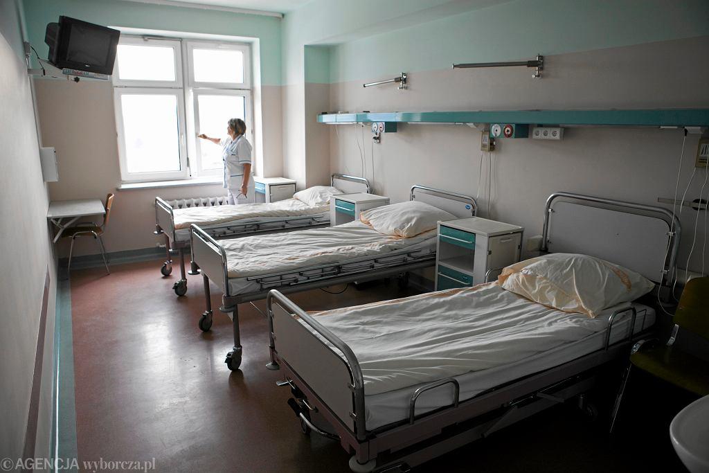 Szpital (zdj. ilustracyjne)
