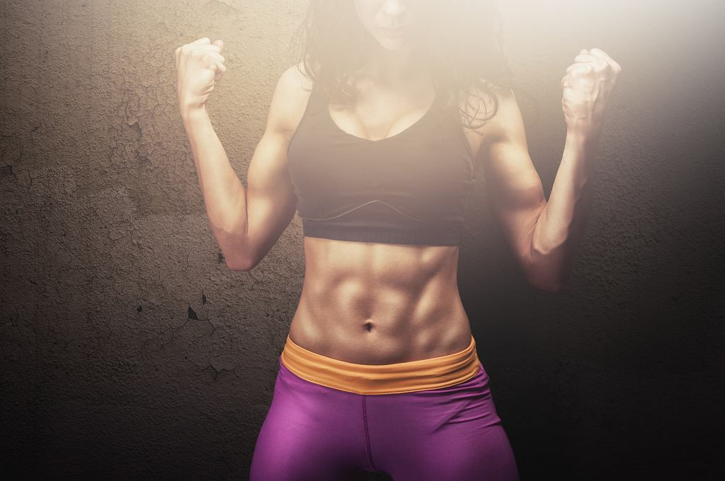 Ćwiczenia na brzuch to nie tylko brzuszki