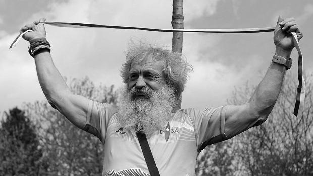 Aleksander Doba: Spełniłem marzenie. Pogłaskałem rekina