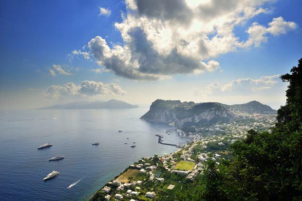 Włochy Capri / shutterstock