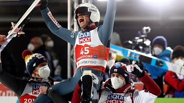 Germany Nordic Skiing Worlds