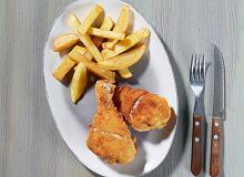 Panierowane udka kurczaka - ugotuj