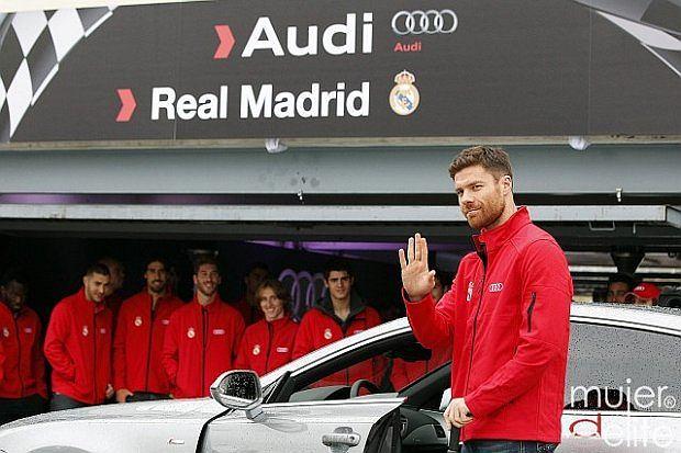 Wybór Xabi Alonso to Audi A7 Sportback z silnikiem 3.0 TDI