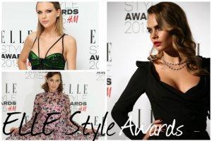ELLE Style Awards 2015: zaskakująca nagroda Cary Delevingne, Rosie Huntignton-Whiteley ubrana jak Anja Rubik, kreacje i dodatki z... sieciówek