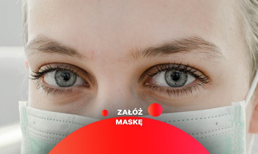 Od czwartku obowiązuje nakaz zakrywania twarzy