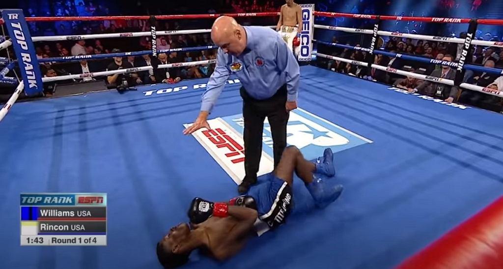 Zagraniczne media wybrały najgorszego boksera na świecie