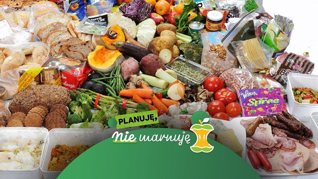 Każdego roku marnujemy przeciętnie kilkadziesiąt kilogramów jedzenia