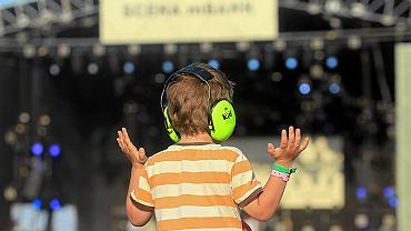 Dźwięk na koncercie może osiągać poziom nawet 115 decybeli