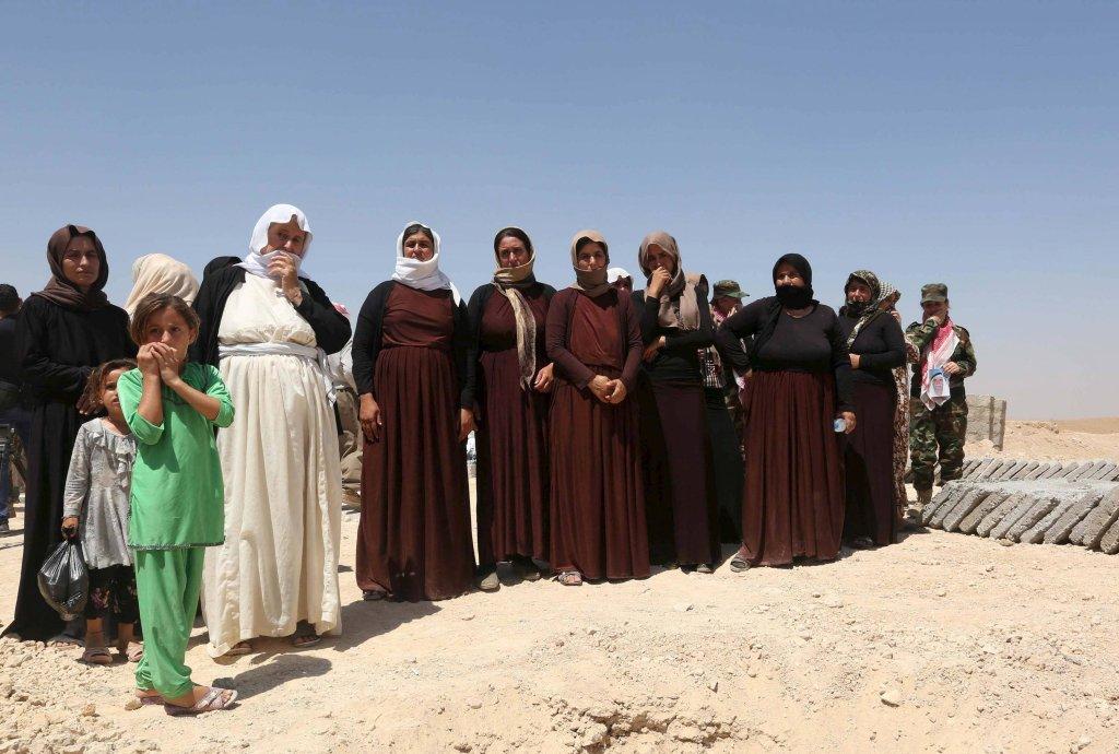 Jazydki porwane przez ISIS są torturowane, usługują jako seksualne niewolnice, są wyrzucane jak śmieci.