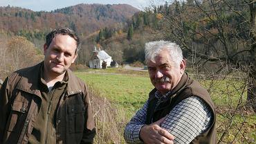 Marcin Szumowski i Kazimierz Nóżka