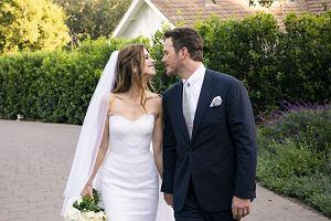 Chris Pratt z żoną