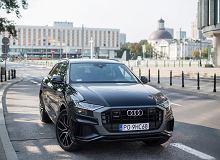 Opinie Moto.pl: Audi Q8 50 TDI - Technologiczny popis