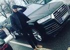 Robert Lewandowski zmienia auta jak rękawiczki. Co wybrał tym razem?
